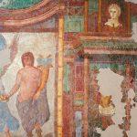 Fresque romaine du musée de Narbonne