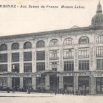 Place de l'hotel de ville de Narbonne